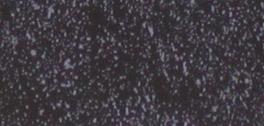 Plastové shrnovací dveře - Písková černá 22